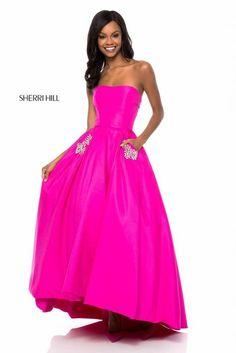 357068cdc13c Sherri Hill 51789 Pure Couture Prom, Dayton, OH 45449, Prom Dresses, Prom  2018