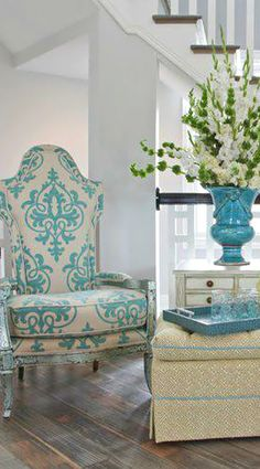 Turquoise Room Ideas - Turquoise it can be strong as well as strong, it's additionally relaxing as well as relaxing.Here are of the best turquoise bed room interior design ideas. Furniture, Interior, Home Furnishings, Decor Design, Home Furniture, Decor Inspiration, Home Decor, Interior Design, Furnishings
