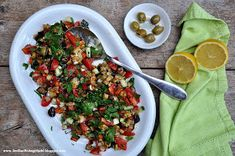Smillas Wohngefühl: [LECKERES] : da haben wir den Salat!