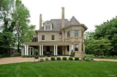 1897 Victorian located at: 5105 Lindell Blvd, Saint Louis, MO 63108
