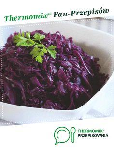 Modra kapusta jest to przepis stworzony przez użytkownika ulka01. Ten przepis na Thermomix<sup>®</sup> znajdziesz w kategorii Przystawki/Sałatki na www.przepisownia.pl, społeczności Thermomix<sup>®</sup>. Cabbage, Food And Drink, Vegetables, Thermomix, Cabbages, Vegetable Recipes, Brussels Sprouts, Veggies, Sprouts