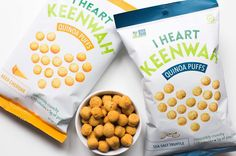 "Sarah will be live on @qvc between 4-7 EST today! If you can't catch her segment you can still grab our variety pack - just search ""keenwah"" on qvc.com. #HeartYourself"