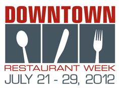 Downtown Atlanta Restaurant Week from Sat.-Sun., July 21-29, after 4 p.m., when $25 per person, plus tip and tax, buys a three-course dinner. Participating restaurants include Alma Cocina, Atlanta Grill, BLT Steak, Peasant Bistro, and many more.