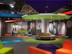 workplace design and branding