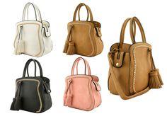 #FashionHandbags #DesignerHandbags #Designertotebag #Designertotebags #tote #totebag #womantotebag  DESIGNER CHAIN TRIM DETAIL TOP HANDLE BAG WITH TASSEL GM8692  www.wholesaleneobags.com   Zipper top closure Rear zipper pocket Textured faux leather Inside lining with zip/open pocket 12 inch handles & 58 inch adjustable strap 9 (W) x 4.5 (D) x 9 (H) inches  www.wholesaleneobags.com  #wholesalehandbags #wholesalefashionhandbags #wholesaledesignerhandbags #eveningclutchbags #messengerbags