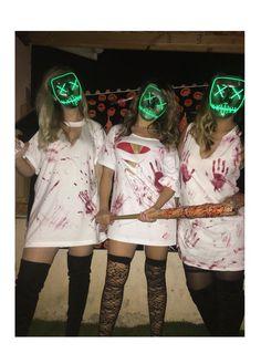 Halloween costume #purge #thepurge #friends Ideas Populares  #Costume #Friends #Halloween #Purge #thepurge #Disfraces Halloween Amigas #Habitaciones Ideales #Habitaciones de Ensueño ?