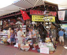 Bargains galore for Turkish bath supplies