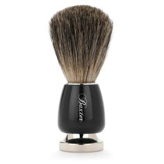 Help your dad taking his grooming game to the next level // Baxter of California Silver Tip Badger Hair Shave Brush // #FathersDay