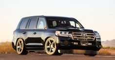 Toyota's 2,000-horsepower Land Speed Cruiser hits a supercar-rivaling 230 mph