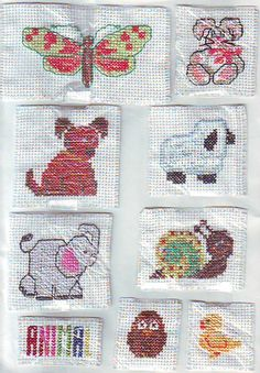 Cross Stitch Designs, Cross Stitch Patterns, Counted Cross Stitches