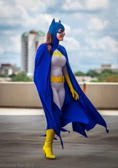 I want to be batgirl! Batgirl - 'Best of' Cosplay Collection Cosplay Batgirl, Cosplay Dc, Batman And Batgirl, Superhero Cosplay, Cosplay Outfits, Best Cosplay, Cosplay Girls, Batgirl Costume, Female Cosplay