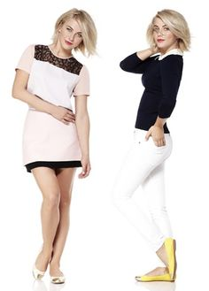 Julianne Hough Springwear