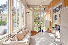 Great sun room!