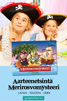 Treasure hunt: pirate puzzle You will receive all the necessary materials by email to organize a grandiose treasure hunt – one Christmas Party Invitations, Birthday Games, 4 Year Olds, Christmas Fun, Pirates, Baseball Cards, Halloween, Organize, Rose Tattoos