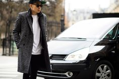 Eugene Tong || Paris Fashion Week FW15
