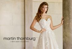 If you're a bride-to-be who's a lover of all things soft, feminine and glamorous, then prepare to be dazzled (quite literally!) by this wedding dress collection. Mon Cheri Bridals is a bridal house who we've been super fans of for years. And now, longtime designer for Mon Cheri's different brands, Martin Thornburg steps into the read more...
