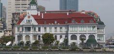 El Consulado Ruso en Shanghai, un edificio de cien años - http://www.absolut-china.com/el-consulado-ruso-en-shanghai-un-edificio-de-cien-anos/