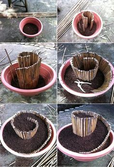 17 DIY Garden Ideas