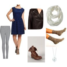 """""""Cold Day to go to Church"""" by cara-weidinger on Polyvore"""