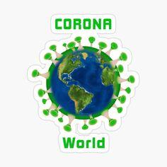 Shops, Designs, Stickers, World, Art, Corona, Art Background, Tents, Kunst
