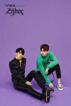 VIXX - Zelos - Ravi et Hyuk