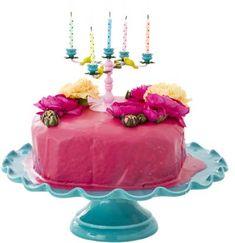 Tårtljusstake från RICE