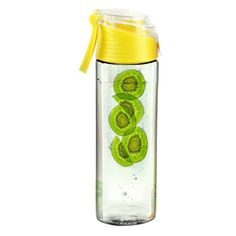 ส่งเร็ว<SP>800ml Fruit Infuser water bottles BPA free drinkware lemon juice bottle water bottle Juice Cup for Home outside Sport Cycling Camping Outdoor Travel (yellow) - intl++800ml Fruit Infuser water bottles BPA free drinkware lemon juice bottle water bottle Juice Cup for Home outside Sport Cycling Camping Outdoor Travel (yellow) - intl Typ: Fruit Infuser Water Bottles 80 ...++