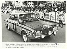 Ford Taunus 20M V6 RS East African Safari Rally 1969