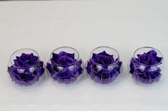 DIY Purple Passion Wedding Centerpiece in 3 Easy Steps – Wedding Centerpieces Purple Wedding Centerpieces, Unique Centerpieces, Wedding Flower Arrangements, Diy Wedding Decorations, Flower Centerpieces, Centerpiece Ideas, Floral Arrangements, Very Small Wedding, Diy Wedding Projects