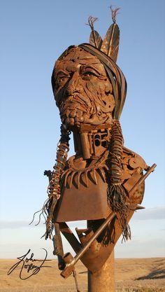John Lopez - Sitting Bull