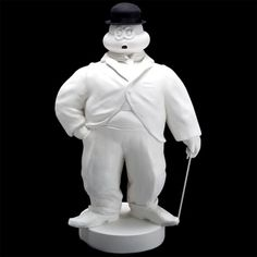 Des parodies du Bibendum de Michelin - La boite verte