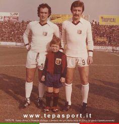Tantissimi auguri al mitico Roberto Pruzzo  (Crocefieschi, 1º aprile 1955)  C'ero anch'io ... http://www.tepasport.it/  Made in Italy dal 1952