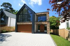 4 bedroom detached house for sale in Lakeside Road, Branksome Park, BH13 6LS, BH13