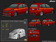 LOWPOLY (sub 1000~ triangle models) - Page 199 - Polycount Forum Low Poly Car, Low Poly 3d Models, Low Low, 3d Tutorial, Wire Mesh, Game Concept, Art Studies, Zbrush, Game Design