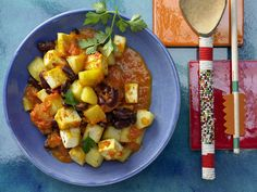 Kartoffelpfanne »Indianer-Schmaus« - Für 1 Erw. und 1 Kind (7-14 Jahre) - smarter - Kalorien: 553 Kcal - Zeit: 40 Min. | eatsmarter.de