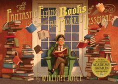 The Fantastic Flying Books of Mr. Morris Lessmore by William Joyce, http://www.amazon.com/dp/1442457023/ref=cm_sw_r_pi_dp_1WHaqb0GNY5RD