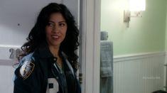 Stephanie Beatriz, Detective Rosa Diaz, from Brooklyn Nine-Nine