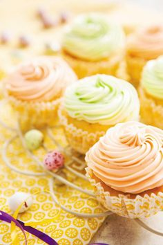 Looking for a gluten-free Easter treat? Then why not try these cupcakes by Denise O'Callaghan of Denise's Delicious Gluten-Free Bakery. Gluten Free Bakery, Gluten Free Treats, Gluten Free Recipes, Easter Cupcakes, Easter Treats, Free Food, Desserts, Tailgate Desserts, Deserts