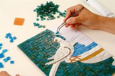 Mosaic Kits from Italy
