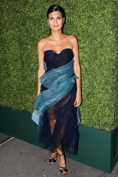 This Week's Best Dressed–Giovanna Battaglia in Burberry