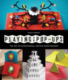 A very beautiful book about Pop-Ups with a lot of color photos and special ideas to make your own pop-up book.