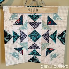 Gen X Quilters - Quilt Inspiration | Quilting Tutorials & Patterns | Connect: Bee Blocks of 2014