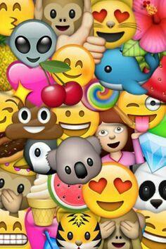 Emoji! Let´s start party!