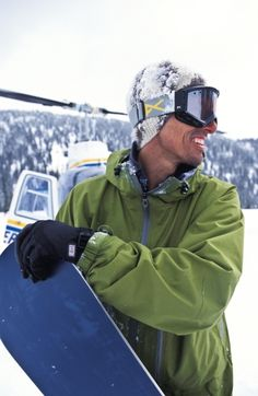 Biography of legendary snowboarder Craig Kelly, who died in an avalanche in Revelstoke in 2003