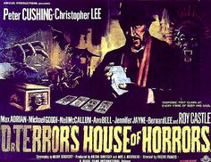 Dr. Terror's Gallery of Horrors is a low-budget 1967 colour scope anthology film by David L. Hewitt from stories by Russ Jones. The film includes footage from Roger Corman's Edgar Allan Poe adaptations.