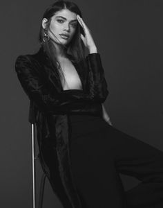 Valentina Sampaio by Ryan Michael Kelly - Minimal. / Visual.