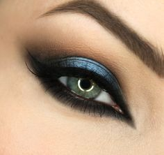 Twilight – Idea Gallery - Makeup Geek | inglot navy pearl eye shadow 428?