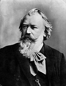 Johannes Brahms  7 May 1833  – 3 April 1897) was a German composer and pianist, and one of the leading musicians of the Romantic period. Born in Hamburg, Brahms spent much of his professional life in Vienna, Austria, where he was a leader of the musical scene. In his lifetime, Brahms's popularity and influence were considerable; following a comment by the nineteenth-century conductor Hans von Bülow, he is sometimes grouped with Johann Sebastian Bach and L. Van Beethoven as one of the Three…
