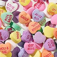 Candy Hearts Seven Up Game- let's try the 7 up game for class Valentines Anime, Valentines Games, Valentines Gifts For Boyfriend, Valentine Activities, Valentine Day Love, Valentines Day Party, Valentines For Kids, Valentine Crafts, Valentine Ideas
