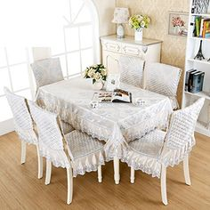 Europeanstyle Lace TableclothVelvet Table Padtablecloth Table - Oblong table pad